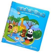 Original Series Travel-Size  Reusable Sticker Book for