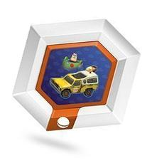 Disney Infinity Series 2 Disc Pizza Planet Truck