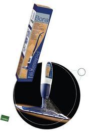 """Bona WM710013408 Hardwood Floor Mop, 15"""" Microfiber Head, 52"""