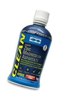 Trace Minerals Research Series Liquid ZMA Supplement, 1