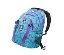 Wildkin Serious Backpack - Big Dots Aqua