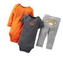 "Carter's Baby Boys' 3 Piece ""Take me Away"" Set  - Mommys"