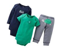 "Carter's Baby Boys' 3 Piece ""Take me Away"" Set  - Lil"