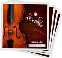 Full Set Of High Quality Cello Strings Size 4/4 & 3/4 Cello