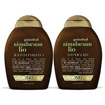 ~OGX Duo Set~Organix Hydrating Macadamia Oil, Shampoo &