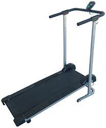 Sunny Health & Fitness SF-T1407M Manual Walking Treadmill,