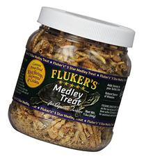 Fluker Labs SFK72020 Aquatic Turtle Medley Treat Food, 1.5-
