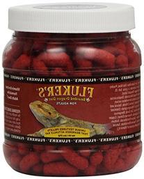 Fluker Labs SFK76020 Adult Bearded Dragon Diet Food, 1.8-