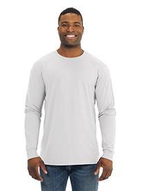 FOL SFL Adult Sofspun Long-Sleeve T-Shirt - White, Large