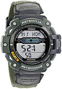 Casio Men's SGW300HB-3AVCF Multi-Function Sport Watch with