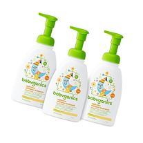 Babyganics Baby Shampoo + Body Wash, Orange Blossom, 16oz