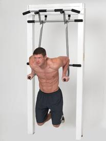 Triple Door Gym Ultimate 3 In 1 Doorway Trainer – Raised