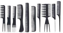 SHANY professional Comb set -10pcs - premium quality by