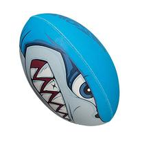 Shark Bite Force Rugby Ball