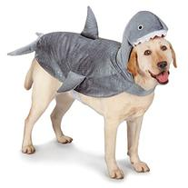 """Casual Canine Casual Canine Shark Costume for Dogs, 24"""" XL"""