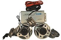 Shark SHKMRC3090DBC 250w Motorcycle/Snowmobile Audio System