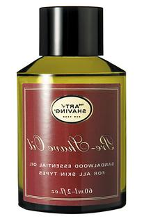 The Art Of Shaving Pre-Shave Oil With Sandalwood Essential