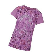 Kerrits Kids She Rides Tee Huckleberry Size: Large