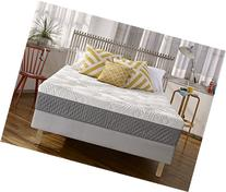 "Sleep Innovations Shea 10"" Memory Foam Mattress, CK,"