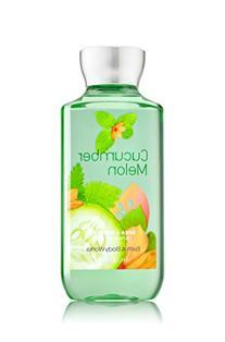 Bath & Body Works Shea & Vitamin E Shower Gel Cucumber Melon