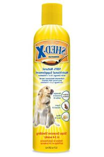 Shed-X Dermaplex Liquid Daily Supplement for Dogs – 100%