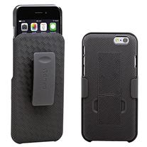 iPhone 6S / 6 Case, Aduro® COMBO Shell & Holster Case