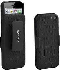 Aduro Shell Holster Combo Case for Apple iPhone SE / 5 / 5S