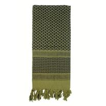 Rothco Shemagh, Olive and Black