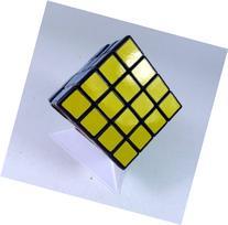 Shengshou 4x4x4 Puzzle Black Cube