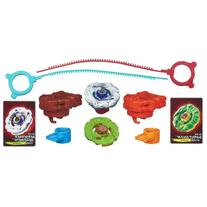 Beyblade Shogun Steel Behemoth Golem Earth Synchrome 2-Pack