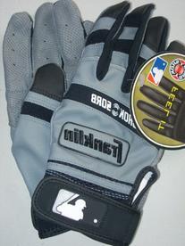 Franklin Shok-Sorb Batting Gloves - Youth Large