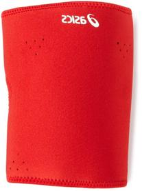 ASICS Unisex Shooting Sleeve, Red, Small