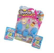Shopkins 5 Pack with 2 Shopkins Blind Basket Bundle - Styles