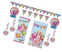 Shopkins Party Pack ~ Decoration Kit, Party Door Poster,