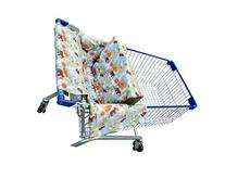Shopping Cart Cover for Baby 3 in 1 Unisex Baby Blanket,