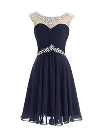 Dresstells Short Prom Dresses Sexy Homecoming Dress for