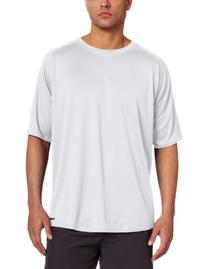 Russell Athletic Men's Short Sleeve Dri-Power Tee, White, X-