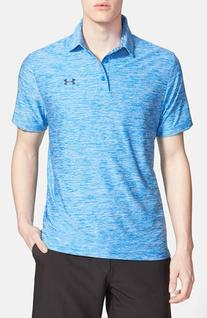 Men's Under Armour 'Playoff' Short Sleeve Polo, Size Large