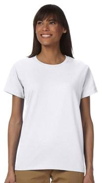 Gildan Women's Short Sleeve 6.1 oz. Ultra Cotton T-Shirt