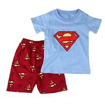 """Big S "" Boys Shorts 2 Piece Pajama Set 100% Cotton G6058t6"