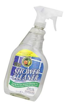 Earth Friendly Products Shower Cleaner with Tea Tree Oil, 22