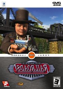 Sid Meier's Railroads! - Mac