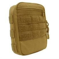 Condor Sidekick Side Kick Pouch Tan MA64-003 MOLLE PALS