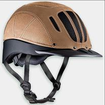 LARGE TROXEL SIERRA TAN THE BEST SELLING WESTERN RIDING HELMET
