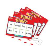 Trend Young Learner Bingo Game, Sightwords
