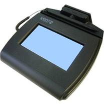 Topaz SigLite LCD 4x3 with MSR - Backlit LCD - Active Pen