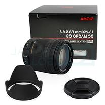 Sigma 18-250mm f3.5-6.3 DC MACRO OS HSM Lens for CANON DSLR