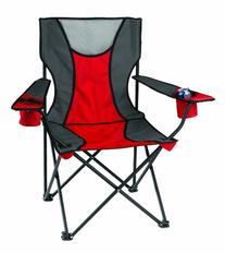 Signature Camp Chair - Red