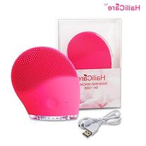 HailiCare Facial Cleansing Brush, Massager and Exfoliator -