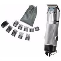 Oster Silver A5 2-Speed Turbo Animal dog horse Clipper + 10